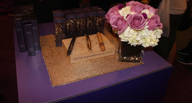 Tarte New Makeup at Beautycon LA Fall 2014 makeup trends