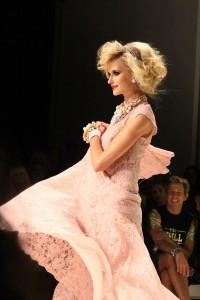 Betsey Johnson New York Fashion Week SS2015