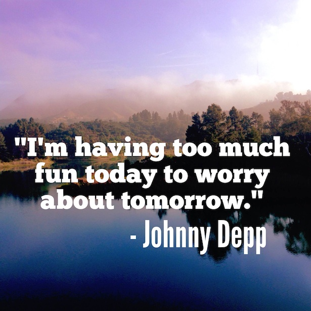 Johnny Depp Quotes About Life - picture 2