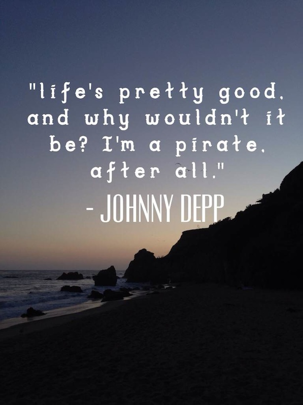 Johnny Depp Quotes movie