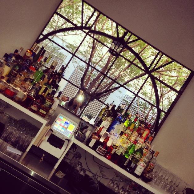 Laduree Soho bar brunch Sundays Drinks Places to brunch in NYC