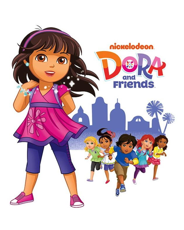 Westfield Topanga Mall Events Nickelodeon Dora and Friends Event