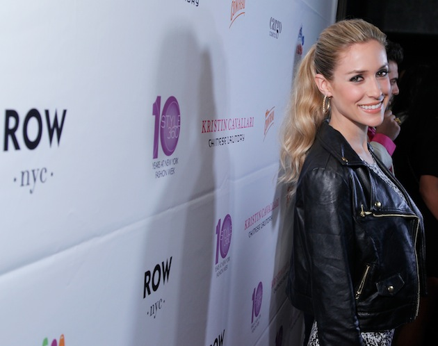 Kristin Cavallari New York Fashion Week Party Shoe Launch with Chinese Laundry