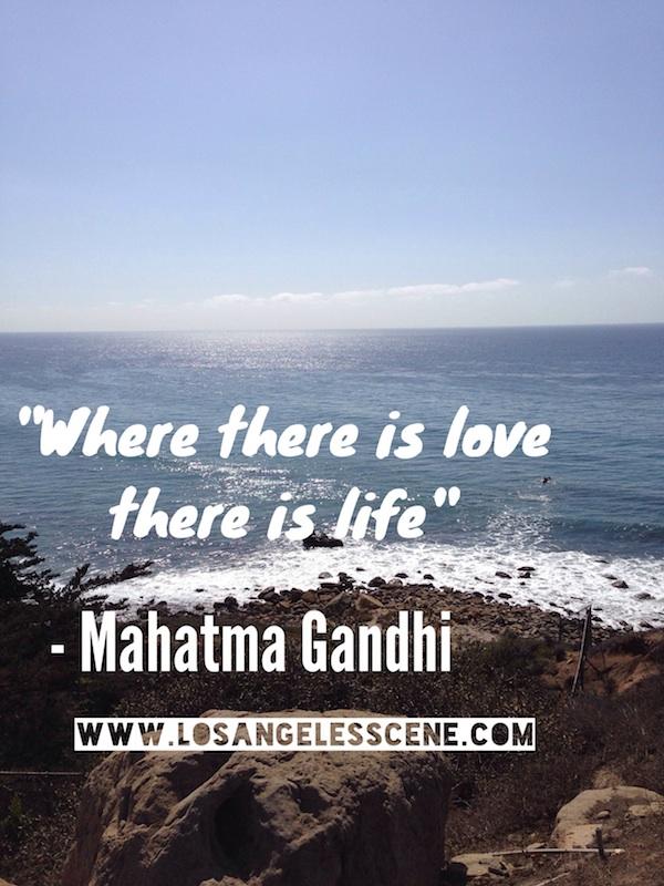 Daily Inspiration Mahatma Gandhi