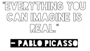 Daily Inspiration Pablo Picasso