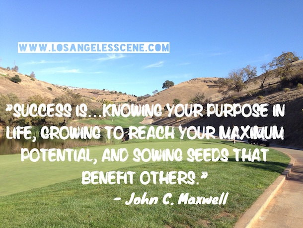 Inspirational Quote John C Maxwell