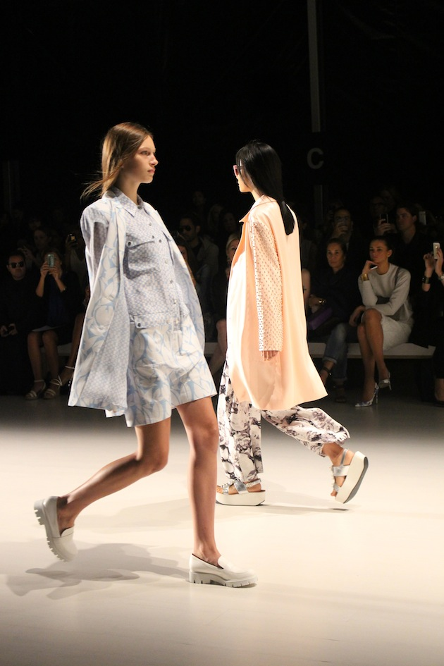 Noon By Noor Runway New York Fashion Week Show SS2015