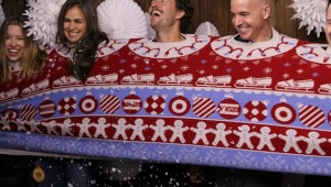 Blake Mycoskie Toms For Target Launch Party Holiday Sweater Party Fun Los Angeles
