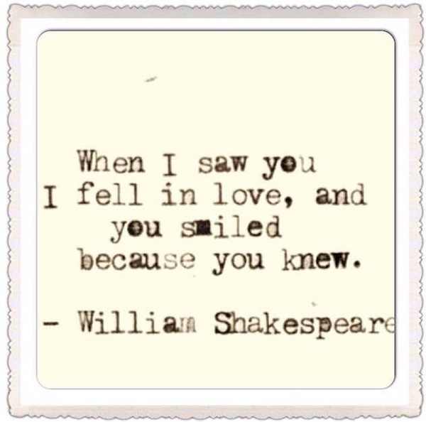 Daily Inspiration William Shakespeare