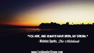 Daily Inspiration by Nicholas Sparks of The Notebook