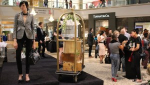 Westfield Topanga Mall Holiday Events Cocktails and Couture Cartier San Fernando Valley