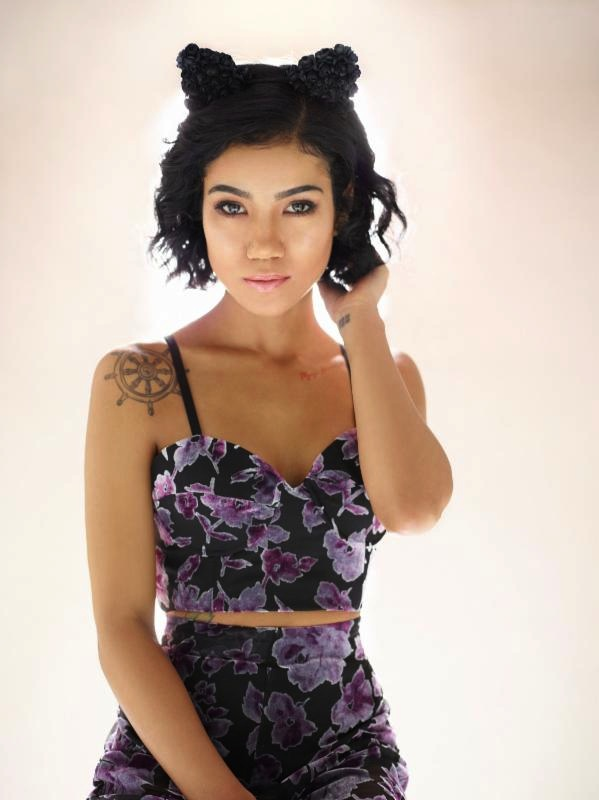 Jhene Aiko Meet & Greet for Lovers  Friends The Grove Los Angeles