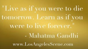 Dail Inspiration Mahatma Gandhi