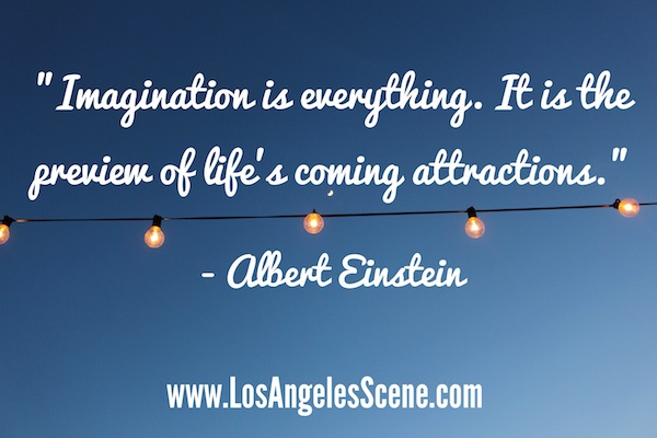 Daily Inspiration Albert Einstein on Attraction