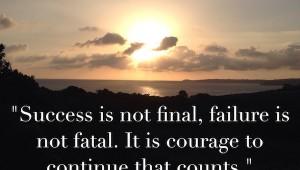 Daily Inspiration Winston Churchill