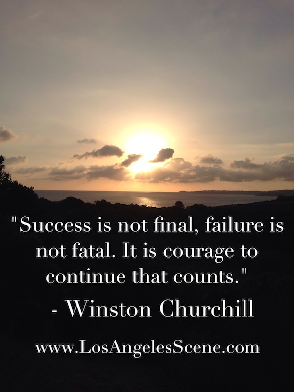 Daily Inspiration Winston Churchill