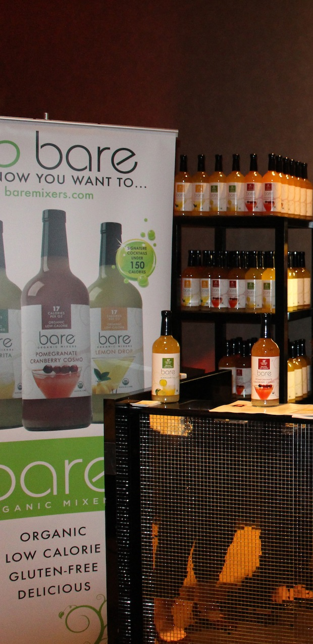 Bare Organic Mixers GBK Golden Globes 2015 Gift Lounge at W Hotel Hollywood Stylish Event