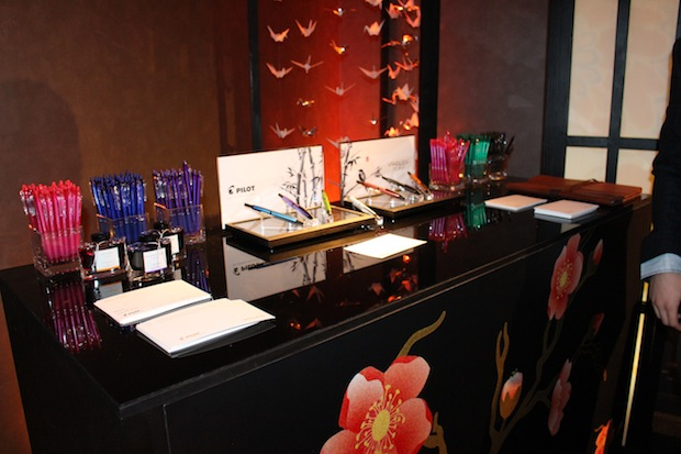 Pilot Pen GBK Golden Globes 2015 Celebrity Gift Lounge at W Hotel Hollywood
