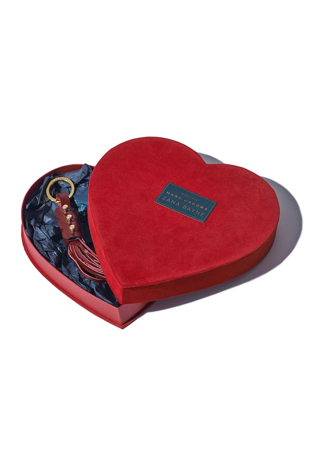 ZANA BAYNE Marc Jacobs Valentines Day Gifts 2015 heart shaped gifts for woman