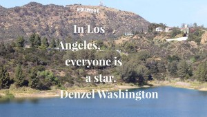 Inspirational quote by Denzel Washington