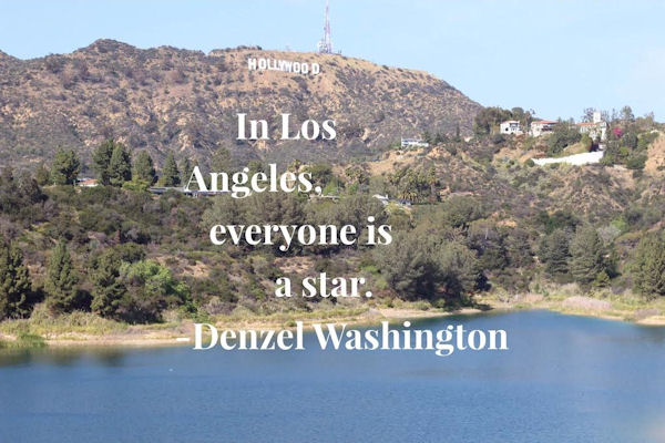 Inspirational quote by Denzel Washington