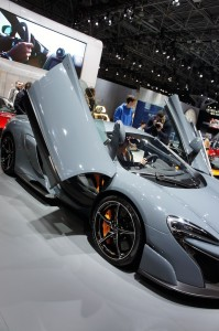 New York International Car Show 2015