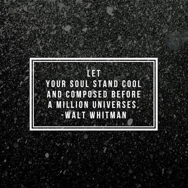 Quote by Walt Whitman