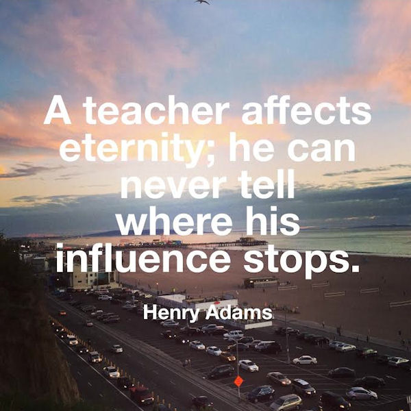quote Henry Adams