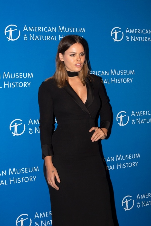Atlanta De Cadenet attends American Museum of Natural History Event NYC