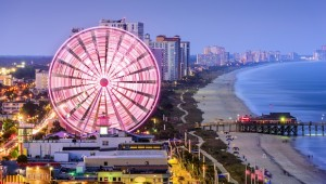 Myrtle Beach Night Life South Carolina