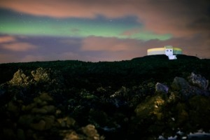 Iceland Travel Northern Lights Inn View