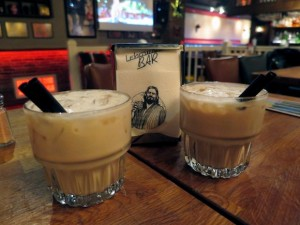Lebowski bar Iceland Travel Foodie Destination