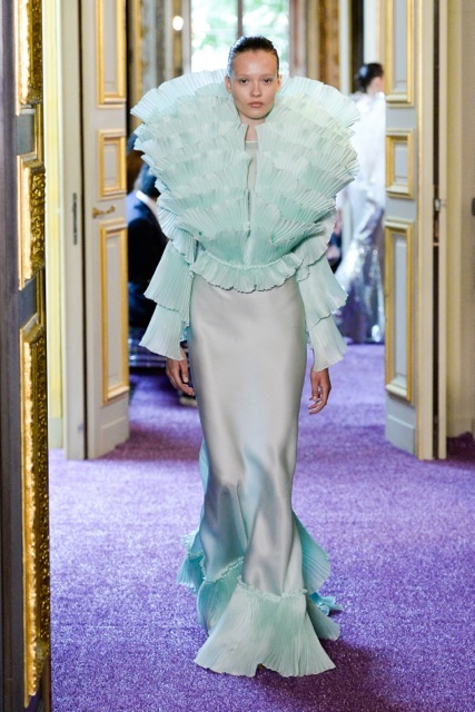 Francesco Haute Couture Week 2016 Runway