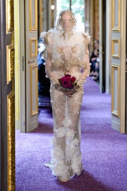 Francesco Scognamiglio Haute Couture Week 2016 Runway Bridal