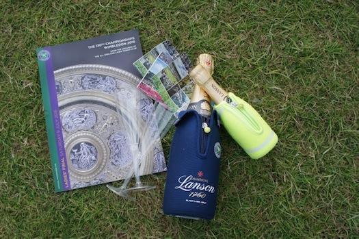 Wimbledon 2016 Lanson Champagne