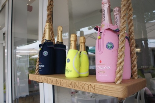 Wimbledon 2016 Lanson Champagne Party Tennis