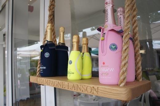 Wimbledon 2016 Lanson Champagne Party Tennis
