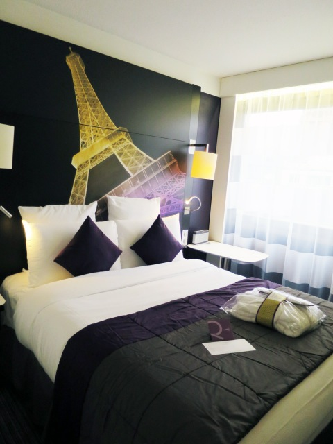 Best Places to Stay in Paris Mercure Hotel
