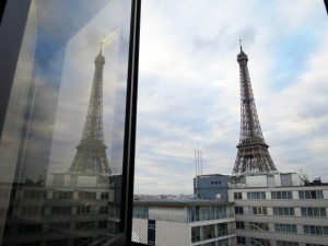 Hotels With a View Paris Mercure Hotel