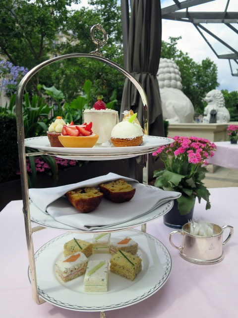 Peninsula Paris Tea Time Best Places to Eat