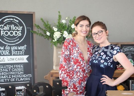 Allison Holker and Emma Rose Kenney Emmys Event Los Angeles