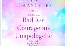 Unicorn Los Angeles Moms Event September 2017