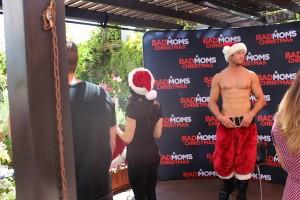 A Bad Moms Christmas Unicorn Moms in LA