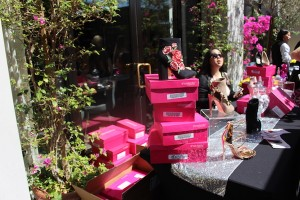 Shoe dazzle unicorn event Los Angeles Mom Events