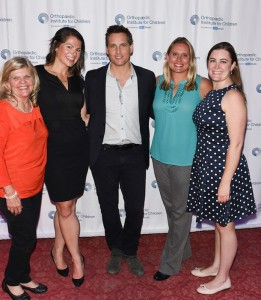 Peter Facinelli hosts Pr Dinner for Orthopedic Institute for Children