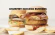 Enjoy Gourmet Chicken Burgers