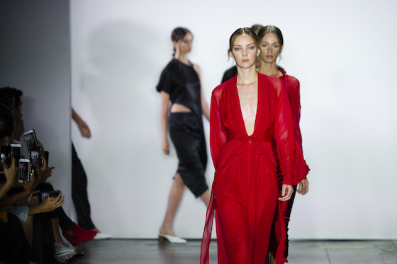 Nonie New York Fashion Week debut SS19 Runway Looks