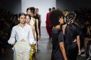 Nonie New York Fashion Week Runway Show Debut SS19 style fashion trends