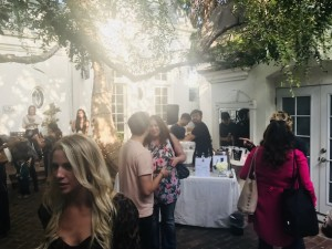 Ken Paves Garden Party with SH-RD Haircare Trends 2019