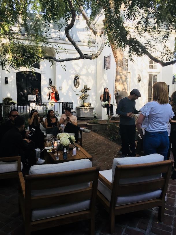 Ken Paves Salon Garden Party SH-RD